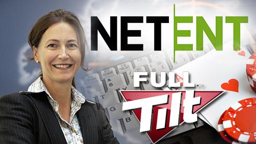 Net Ent appoints Jenny Rosberg to Board of Directors; online casino games go live on Full Tilt