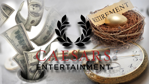 Caesars casinos expelled from pension plan; stops ex-employees retirement income