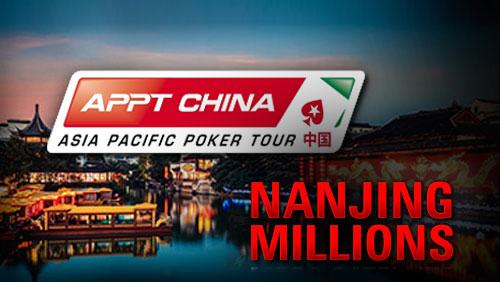 PokerStars Head Back to China for Nanjing Millions