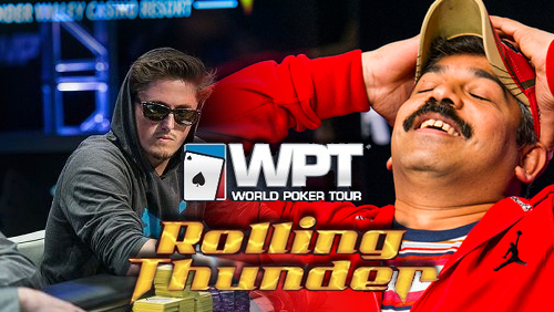 Ravee Mathi Sundar Prevents Taylor Paur From Back-to-Back Titles at WPT Rolling Thunder