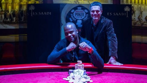 Ricardo Manquant Wins the WSOP International Circuit Main Event in Marrakech
