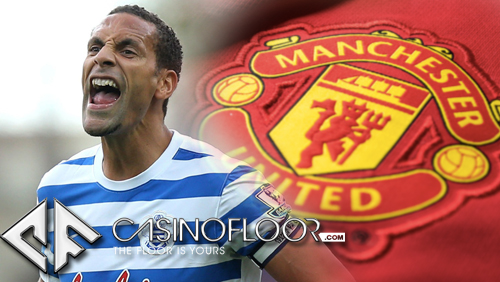Rio Ferdinand draws criticism for Casino Floor endorsement; United comeback on the table?