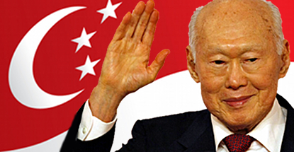 China lottery sales up 36%; Singapore lottery players pay tribute to founder