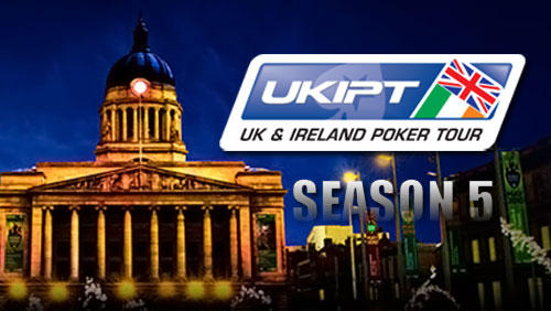 UKIPT 2015 Season 5 Stops Announced