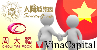 VinaCapital's Vietnam casino project adds Chow Tai Fook Enterprises and Suncity