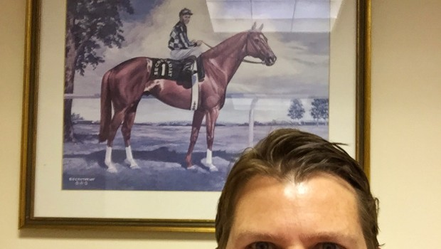 Horse Racing Exec Talks Triple Crown, Gambling and Mint Juleps