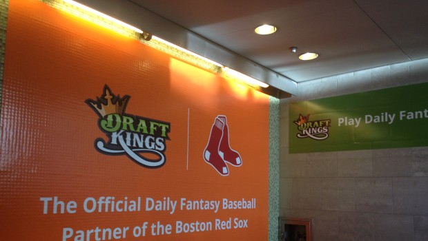 "Fantasy's Draft Kings Wants to ""Own"" Boston"