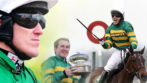 Horse Racing Legend AP McCoy Retires After Picking Up His 20th Champion Jockey Trophy