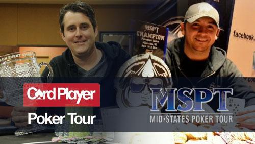 Chan Pelton Puts WSOP Ban Behind Him to Take Down CPPT Choctaw; Jason Mirza Wins MSPT Potawatomi
