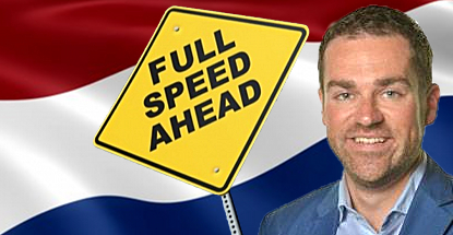 New Dutch minister says full speed ahead for Remote Gaming Bill
