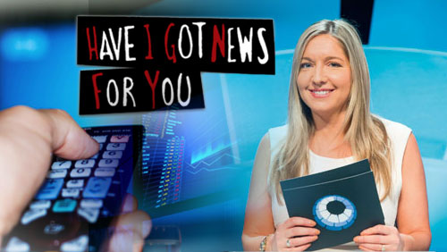 Have I Got News For You Host And Poker Star Vicky Coren-Mitchell Draws in Nearly 5 Million Viewers