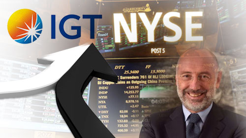 IGT and GTECH complete merge, begin trade as International Game Technology PLC