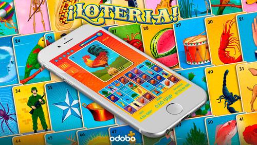 Lotería Makes Real Money Online Debut via Odobo
