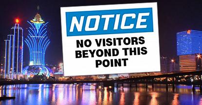 Macau to cap mainland visitors at current 21m per year