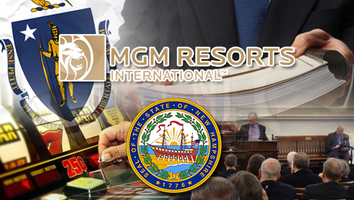 MGM releases first compliance report in Springfield; NH House committee OKs expanded gambling