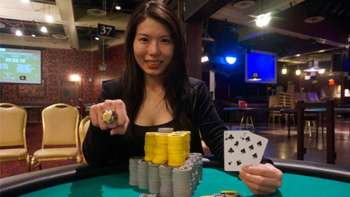 Michelle Chin Creates WSOP History at Council Bluffs