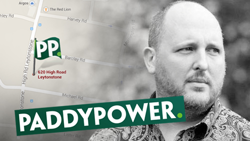 Paddy Power hires Gav Thompson as Chief Marketing Officer; to open 6th high street shop
