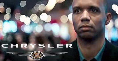 Phil Ivey stars in new Chrysler commercial