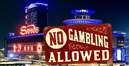 Sands China to strip Sands Macao of gaming tables to boost Parisian property?
