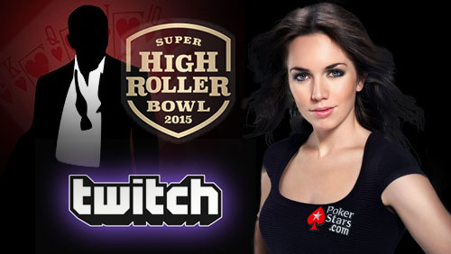Super High Roller Bowl Names 54 Players; Liv Boeree Debuts on Twitch