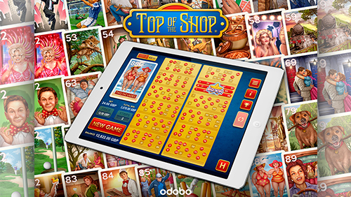 Top of the Shop by Trimark Brings Bingo Catchphrases to Life