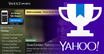 Yahoo! to launch daily fantasy sports product this summer