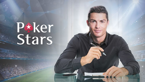 Cristiano Ronaldo Signs For PokerStars