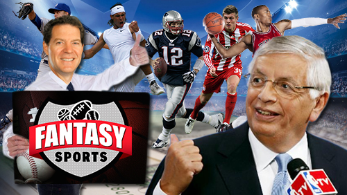 Ex-NBA commissioner Stern invests in eSports startups; Kansas legalizes fantasy sports