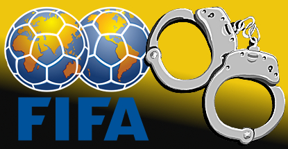 Football world rocked as top FIFA officials arrested on corruption charges