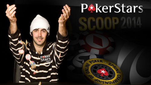 Jason Mercier Wins Third 2014 SCOOP Title; Tops Leaderboard