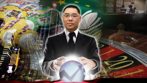 Macau Chief Executive optimistic over future of gambling industry