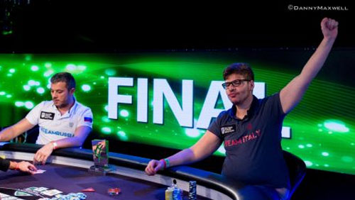 Mustapha Kanit Wins the SCOOP High Main Event