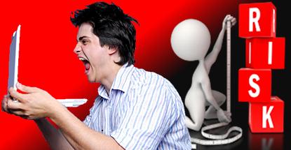 Online-only gamblers display lower rates of problem gambling behavior