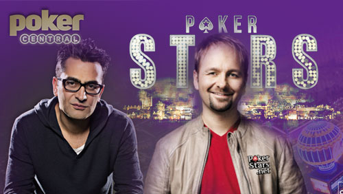 Poker Central Welcomes Antonio Esfandiari; Kid Poker Teaser Trailer Released
