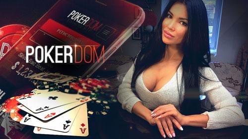 Pokerdom Players Get the Chance to Play Svetlana Bilyalova in Strip Poker