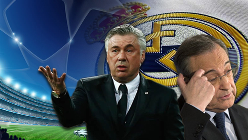 Real Madrid Sack Carlo Ancelotti And the Club President Doesn't Know Why?