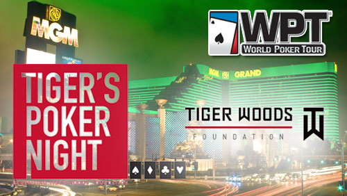 World Poker Tour and Tiger Woods Team Up for Tiger's Jam