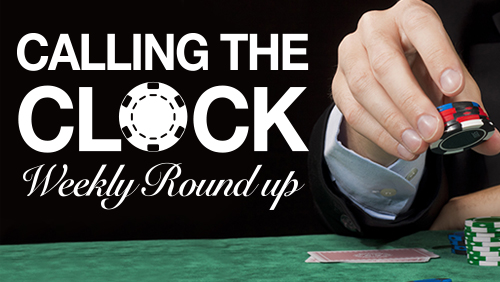 Calling the Clock: Graham Introduces RAWA Bill; Bwin Sell WPT, and WSOP Round Up