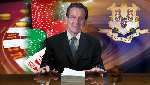 Connecticut Guv to Sign Casino Bill into Law