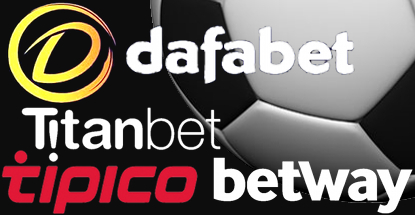 Dafabet, Tipico ink football sponsorships; Titanbet sponsor CPL coverage
