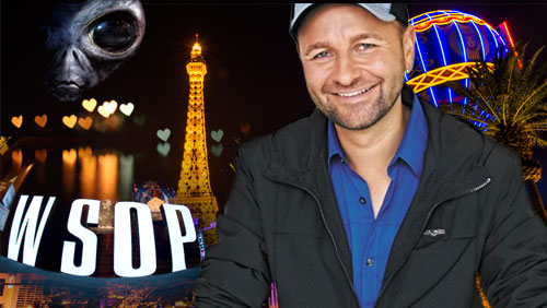 Daniel Negreanu: Love, Heartbreak and Aliens