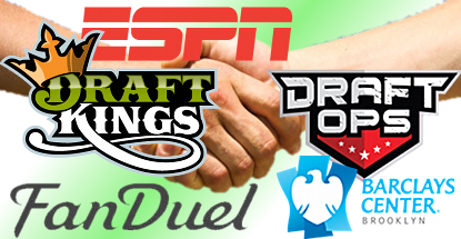 No DraftKings stake for Disney, ESPN deal confirmed; Draft Ops ink Barclays Center