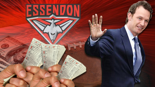 Essendon becomes the latest AFL club to end ties with gambling companies