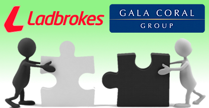 Ladbrokes, Gala Coral Group confirm merger talks