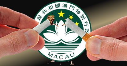 Macau confirms plan for full smoking ban in casinos despite operator protests