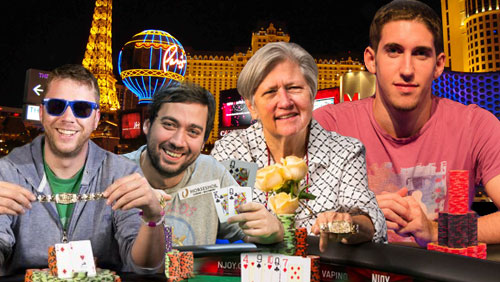 WSOP Day #33 Review: Bracelets for MacPhee, Liberto and Scott; Daniel Colman Leads the One-Drop High Roller