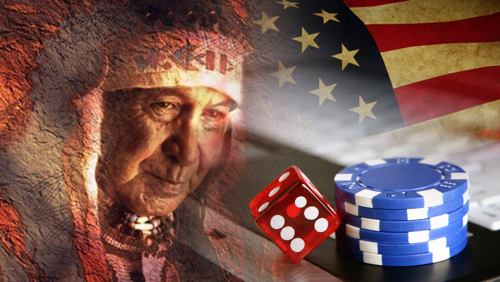 Could US Indian Tribes Set up Their Own Internet Gambling?