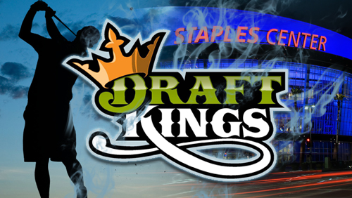 DraftKings signs deal with Staples Center, guarantees $3m prize at PGA fantasy contest