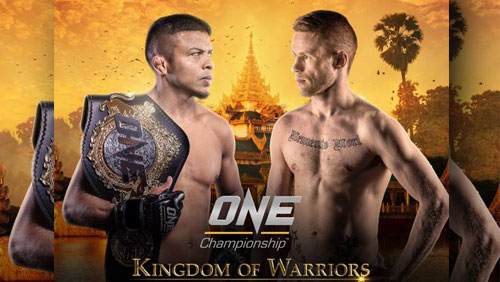 Full Line-up Announced for One: Kingdom of Warriors