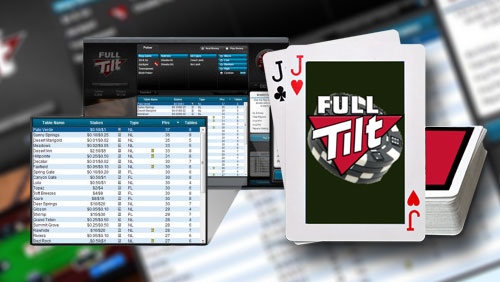 Full Tilt Remove Heads-Up Tables in a Bid to Attract More Casual Players